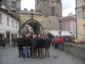 Ukochany MOST KAROLA w Pradze.
