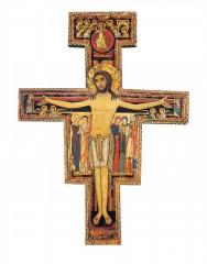 Krzyż San Damiano.